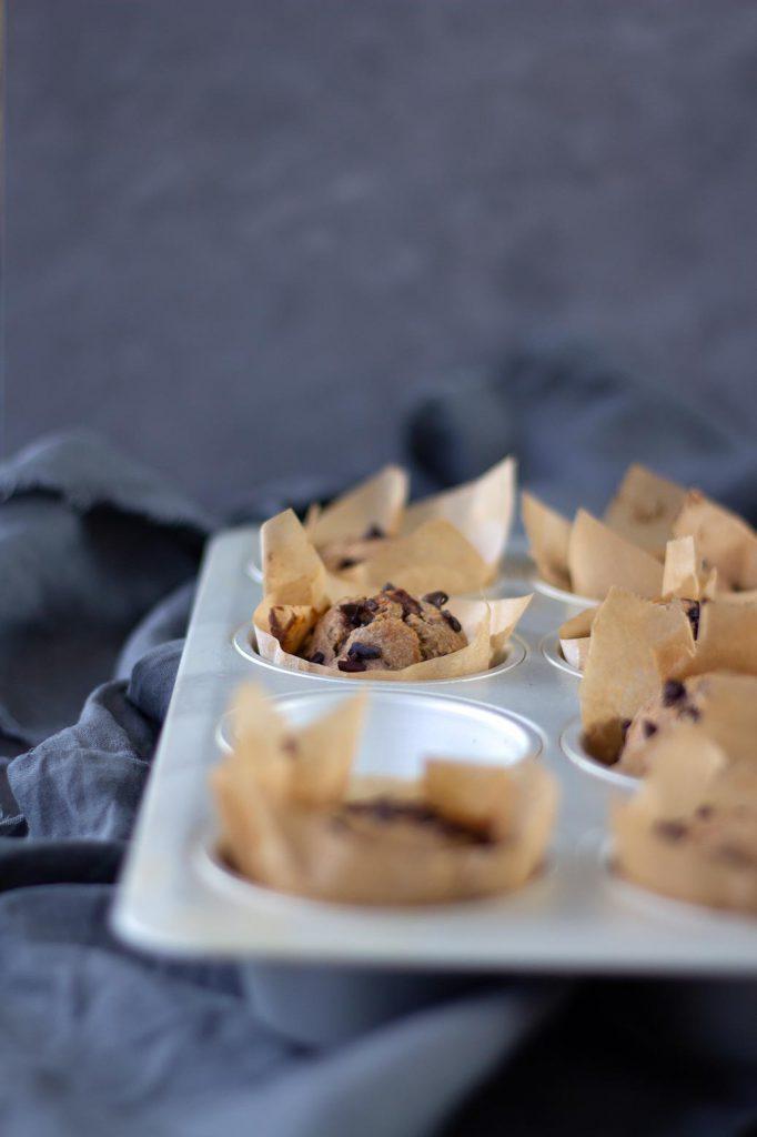 Rezept für Bananabread Muffins