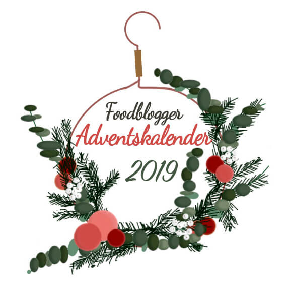 Logo Foodblogger Adventskalender