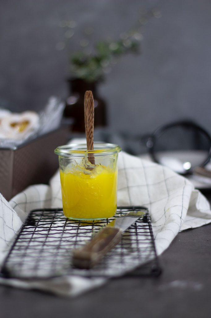 Kekse zum Valentinstag – Lemon Curd Cookies
