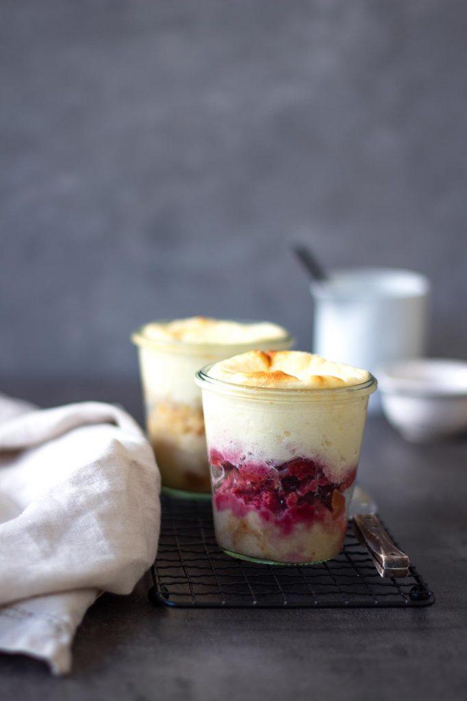Frühstücksinspiration: Rezept für Zwieback-Quarkauflauf