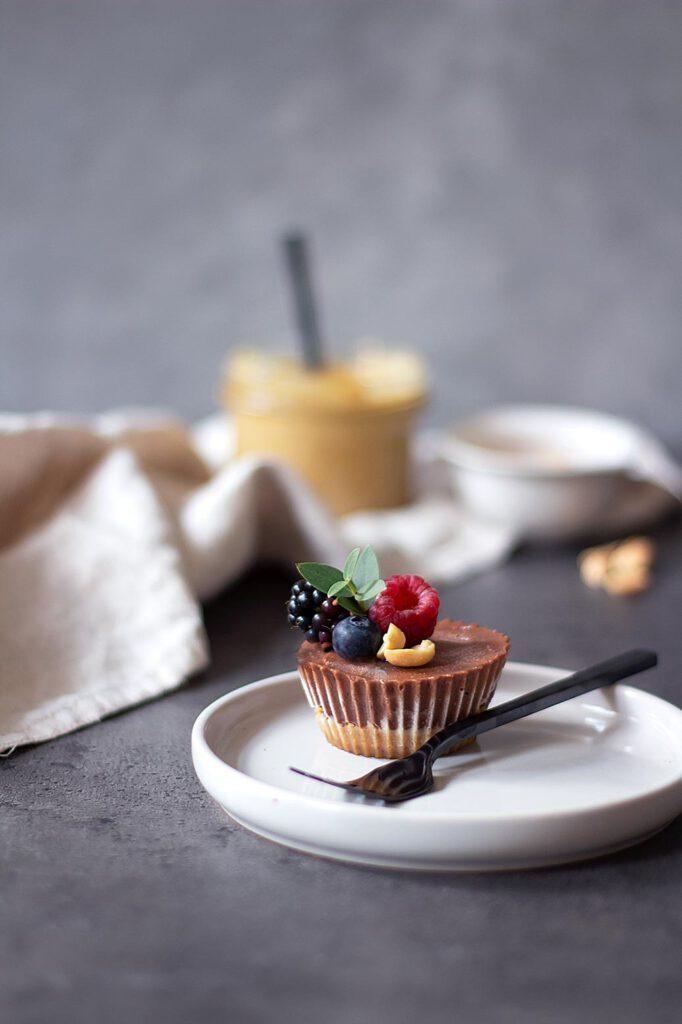 Rezept für Nicecream Cups: gesündere Eistörtchen