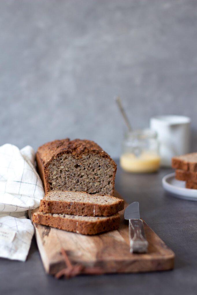 Selbstgebackenes Brot: Rezept für Dinkel-Buchweizenbrot
