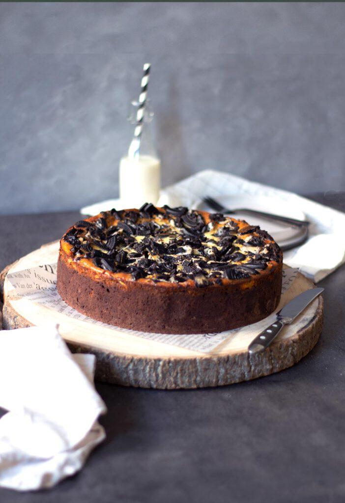 Rezept für den besten Oreo-Cheesecake