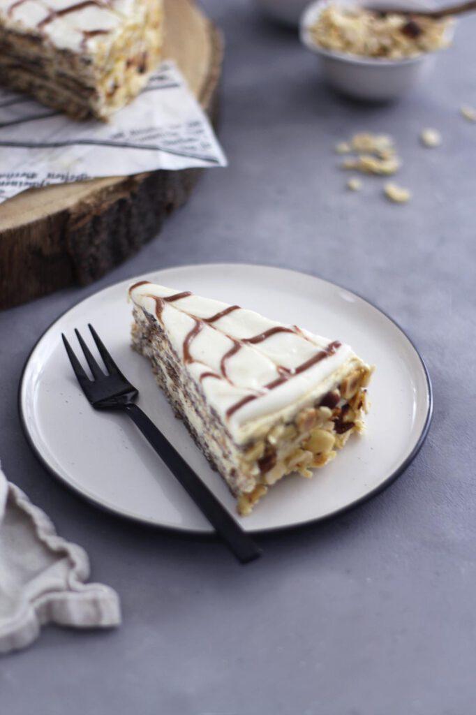 Rezept für Esterhazy Torte